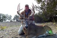 8-Point Whitetail scoring 158