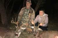 8 & 10 -Point Whitetail both scoring 119