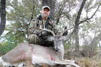 8-Point Whitetail scoring 108
