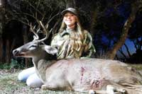 Whitetail cull buck
