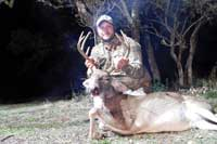 Whitetail scorint 131