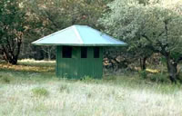 Hunting Stand at Buck Ranch